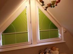 Niestandardowe okno? Wybierz plisy!