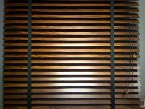 Żaluzje drewniane Katowice