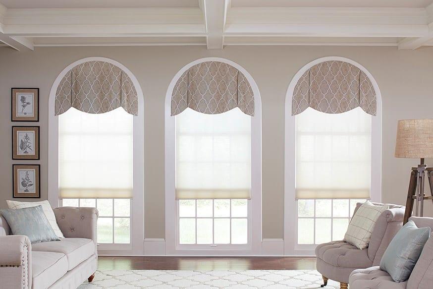 dekoracje okien w salonie katowice