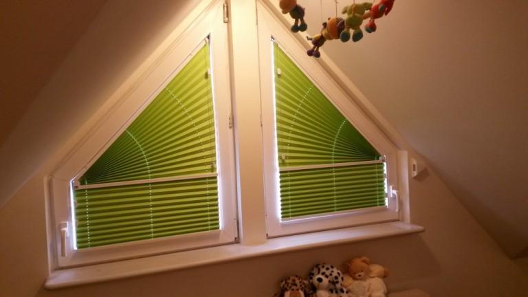 nietypowe plisy do okien katowice tomzal